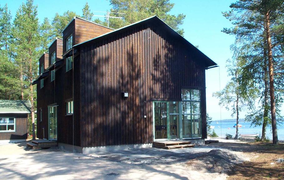 Fritidshus Sandön
