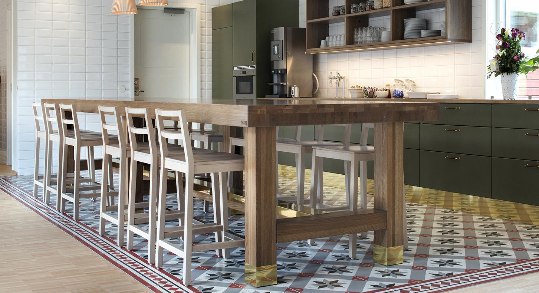 BBP Restaurang- Kök/ Lounge