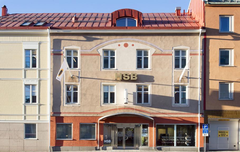HSB Norr, Huvudkontor 1