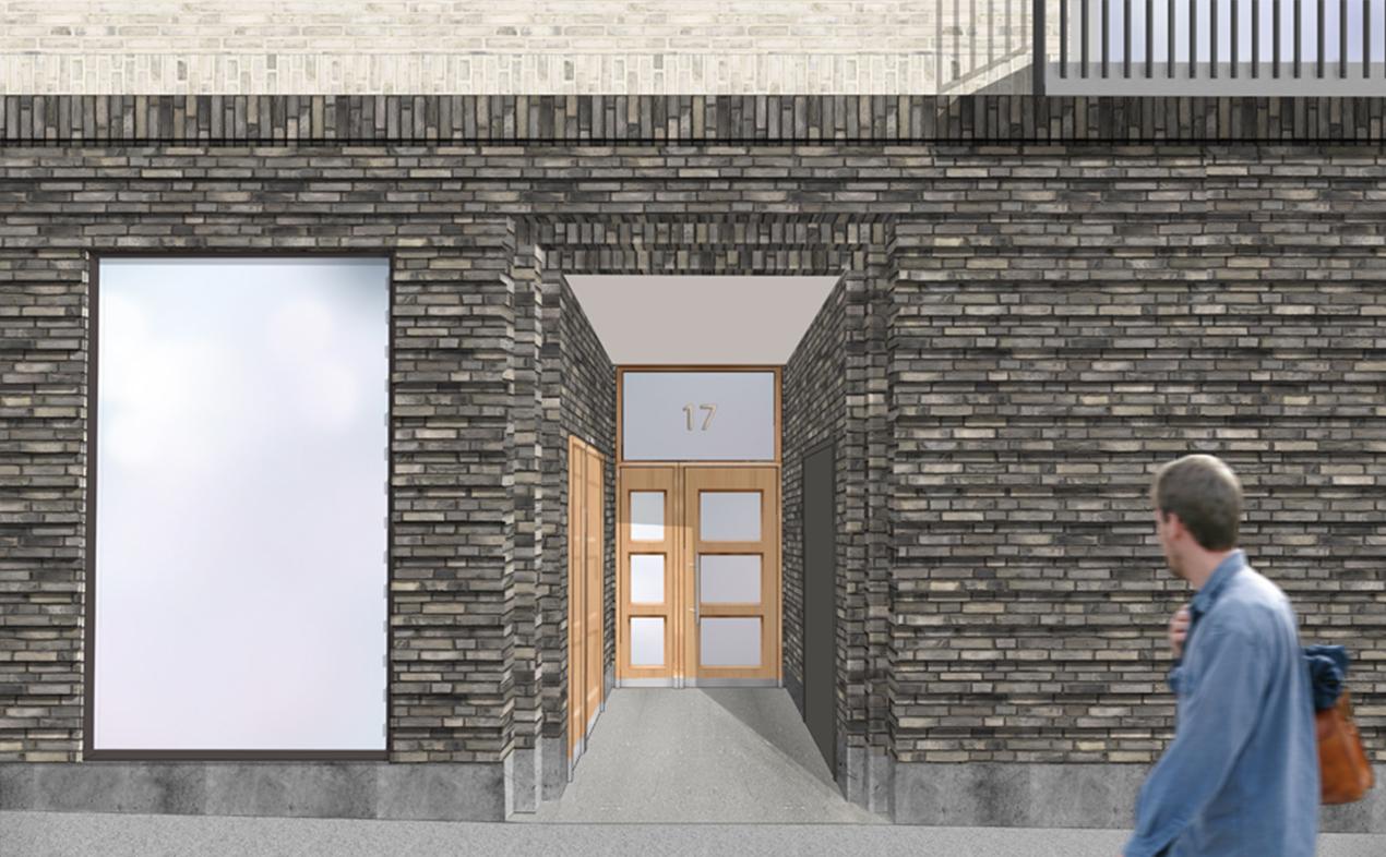 Lillasyster flerfamiljshus - AochD Arkitekt