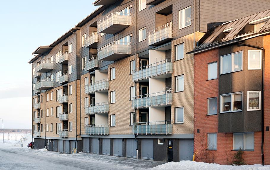 Kv Svanen Luleå